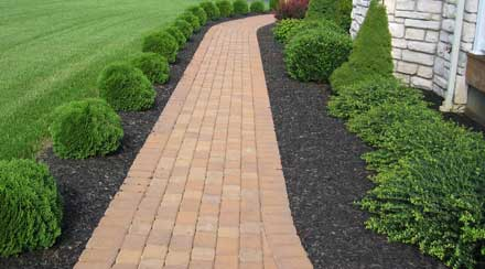 landscape design, drainage, retaining walls, water feature